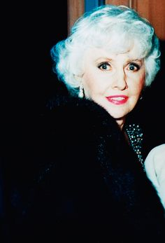 Barbara Stanwyck - this is how I remember her as the beautiful matriarch of the Barkley family on Big Valley :)