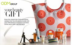Gift with Purchase by Nordstrom – Promotional Tote Bag
