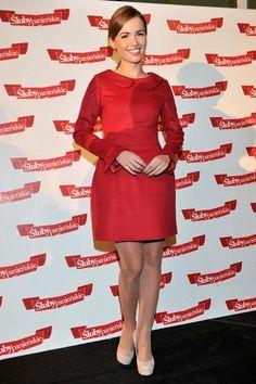 Marta Żmuda-Trzebiatowska Foxes, Polish, Dresses With Sleeves, Celebs, Formal Dresses, Long Sleeve, Sexy, Skirts, Fashion