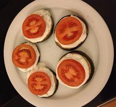 Klein aber fein: Leckeres Fingerfood-Rezept mit Aubergine von meiner Schwiegermutter