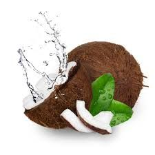 Protecting and hydrating for Skin and Hair products Using coconut oil is a wonderful natural way to make your hair and skin soft, radiant, and healthy. Coconut oil is natural, there are no chemicals in it. Toss out your deep conditioners, under-eye creams, and lotions