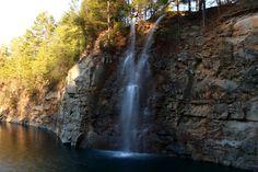 You Can Swim In The Granite Quarry Pool At Carrigan Farms In North Carolina