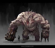 Elder Scrolls Online - Art of Tom Zhao
