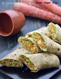 69 Ideas For Diet Recipes Flat Belly Indian, - Fitness - Healthy Recipes Easy Heart Diet, Heart Healthy Diet, Heart Healthy Recipes, Healthy Foods, Healthy Wraps, Veggie Wraps, Indian Food Recipes, Gourmet Recipes, Diet Recipes