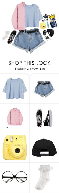 """Hey look at baby girl over there"" by ayyitscameron ❤ liked on Polyvore featuring Vans, Fujifilm, Boohoo, ZeroUV and Monsoon"