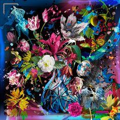 61 meilleures images du tableau Foulards   Scarves, Silk scarves et ... 29793aa50c3