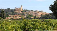 Châteauneuf du Pape ~ Provence ~ Côtes du Rhône ~ France