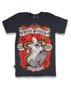 Liquor Brand Herren SNAKE T-Shirt.Tattoo,Biker,Rockabilly,Oldschool,Custom Style