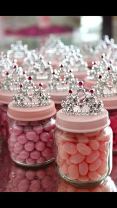 My daughter loves pink bon bon's so I'm going to make these for her 18th filled with pink bon bon's, because no matter how old she is she will always be my princess xx
