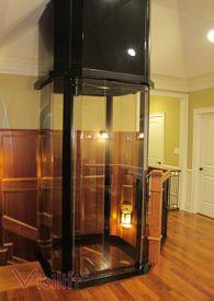 Visilift<sup>™</sup> Octagonal Home Elevator