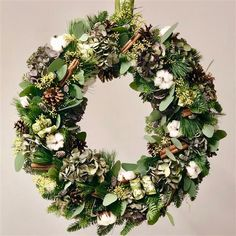 Wreath Making - at your venue Wreath Making, Flowers Online, How To Make Wreaths, Christmas Wreaths, This Is Us, Floral Design, Floral Wreath, Holiday Decor, Floral Patterns