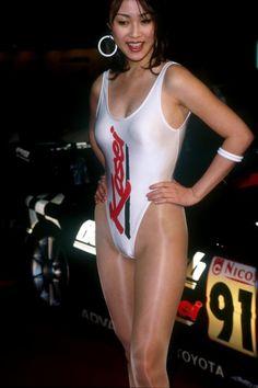 Japanese race queen falken - 2 1