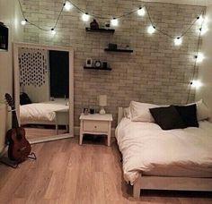 Tumblr Bedrooms — room-decor-for-teens: Tumblr room