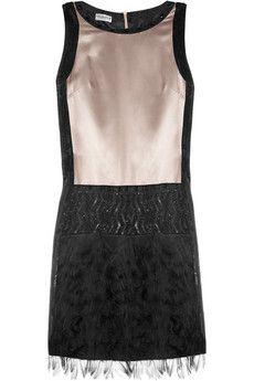 Philosophy di Alberta Ferrettiembellished fringed dress