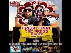 SELECTA REGULA PRESENTS FRESH FROM THE PRESS 2K17 DANCEHALL MIX VOL 2 Vol 2, New Edition, Reggae, Promotion, Presents, Fresh, Cards, Gifts, Favors