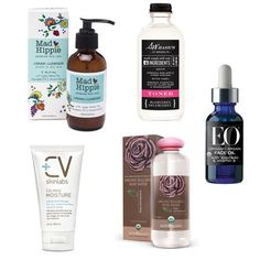 Turn to these editor-recommended products when shopping for effective, chemical-free skin-care solutions.data-pin-do=
