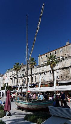 Gypsy Living Traveling In Style| Serafini Amelia| Diocletian's Palace in Split, Croatia