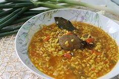 arroz con higaditos de pollo