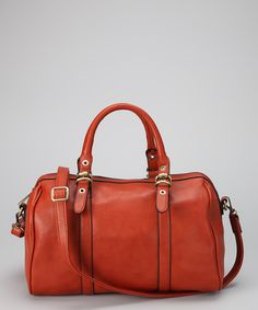 Take a look at this Orange Weekender on zulily today!