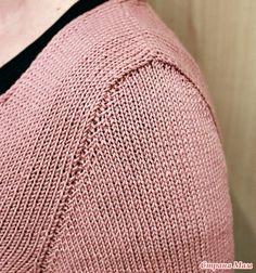 Maglia a manica maglia, E conveniente