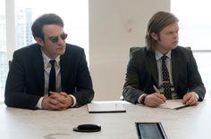Mira las nuevas y geniales imágenes de Daredevil