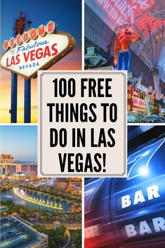 100 Free Things To Do In Las Vegas On Your Trip To Sin City! Planning a trip to Las Vegas and looking for all the free things to do? This comprehensive list will keep you busy! Las Vegas Vacation, Las Vegas Hotels, Las Vegas Nevada, Las Vegas City, Usa Travel Guide, Travel Usa, Free Travel, Travel Guides, Travel Tips