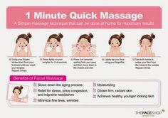 KOREAN SKINCARE: Facial Massage: Practical Way to Keeping Youthful ...