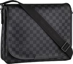 Louis Vuitton Mens Brooklyn GM Messenger Bag. www ...