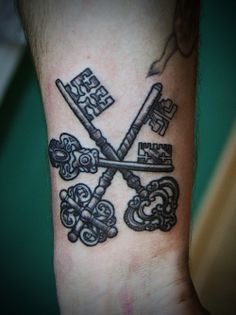Keys Tattoo