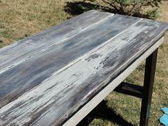 Barn Wood Desk