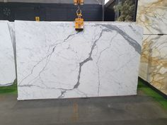 Statuario marble slabs polished 20mm thick - big size Statuario Marble, Thick And Big, Marble Slabs, Marble Polishing, White Marble, Stone, Color, Rock, Colour