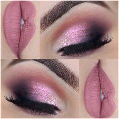 Tutorial – Maquiagem Efeito Profissional Outubro Rosa - http://www.pausaparafeminices.com/tutorial-make/tutorial-maquiagem-efeito-profissional-outubro-rosa/