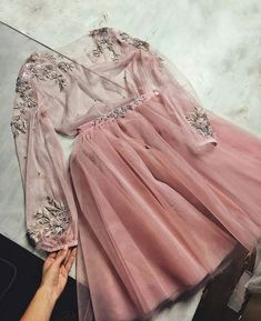 Sexy Party Women Dress Cute Blush Pink Tulle See Through Homecoming Dress For Girls - Abschlussball Kleider Pretty Dresses, Beautiful Dresses, Short Dresses, Girls Dresses, Vetement Fashion, Homecoming Dresses, Wedding Dresses, Dress Skirt, Chic Dress