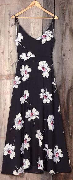 vestido floral - defrenteparaomar.com