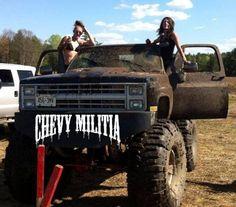 Muddy Trucks, Gm Trucks, Chevy Trucks, Square Body, Toys For Boys, Cars Motorcycles, Cool Cars, 4x4, Monster Trucks