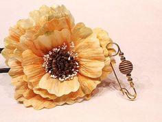 Sweater pin Shawl pin scarf pin anniversary gifts Brooch