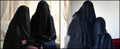 Burqa (Left) and Frumka (Right). Frumka is a Veil of Ultra Orthodox Jewish Women. Tznius or Tzniut (צניעות) : The Rules of Dress for Jewish Women. Orthodox Judaism Requires Women to Cover Their Bodies. Hyper Tzniut Women Cover Whole Body Like Muslim Women. But Most Orthodox Jewish Women Wear Modest Dress.