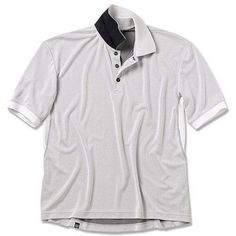 Beretta Men's Bamboo Technical Polo Shirt, Size: Small, White