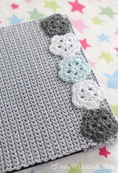 Lululoves Crochet Journal Cover