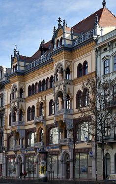 Masterful Restoration, Budapest