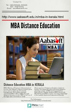 MBA (Master of Business Administration) is a two year Master's degree program gives you a various ideas about business management. Now sikkim manipal university(SMU) offers a MBA through distance education mode.