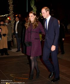 William and Kate Arrive at The Carlyle Hotel In New York City, From Berkshire to Buckingham