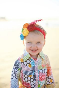 Sewing for girls... what's not to love about this outfit?