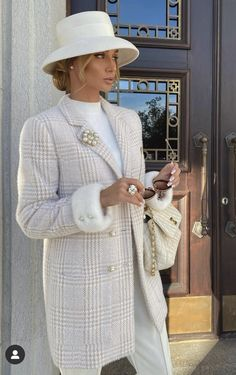 Winter Fashion Outfits, Winter Outfits, Classy Outfits, Stylish Outfits, Elegantes Outfit, Looks Chic, Mode Inspiration, Mode Outfits, Mode Style