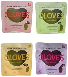 Oloves Olives Variety Pack of 24 -- Details can be found by clicking on the image. (Note:Amazon affiliate link)