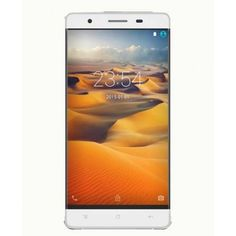Cubot S550 2GB 16GB MTK6735 Android 5.1 4G Smartphone 5.5 Inch OGS 13MP OTG White