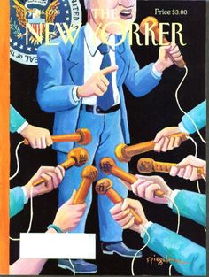 Les couvertures du magazine The New Yorker The New Yorker Cover 36 603x800