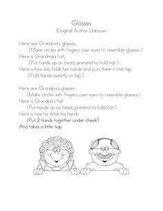 Grandparent poem...could use it for grandparent day service