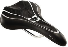 Bontrager inForm Nebula Plus WSD Saddle Bontrager originally designed the inForm Nebula Plus WSD saddles for the more upright riding position associated with hybrid and fitness bikes. But we found that anyone who rides upright, be they a mountain biker or a roadie on the new breed of more upright road bikes benefit from the Nebula's design. The women's-specific recessed area relieves pressure on soft tissue