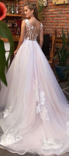 Eva Lendel Wedding Dresses – Angelic Dreams Bridal Collection #weddingdress